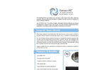 Air Impurities - Model CM-3500 - Ceiling Mount Ambient Air Cleaner Brochure