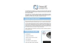 Air Impurities - Model CM-3500 - Ceiling Mount Ambient Air Cleaner Brochure