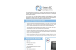SCDD-3450 Downdraft Table Brochure