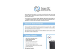 SP-400-DD Portable Downdraft Air Cleaning System Brochure