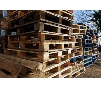 ACA - Crusher for Recycling of Wood, Wood Waste and Pallets
