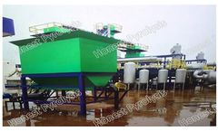 Model 20 T - Batch Type Waste Tyre(plastic) Pyrolysis Plant