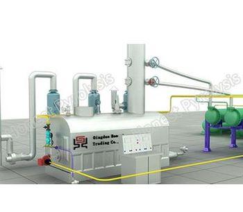 Model 20 T - Oil Distillation Equipment