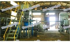 Carbon Black Granulation Equipment
