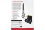 IPS - Model 540TVL - Underwater Video Pipe Inspection CCTV Camera Brochure