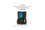 IPS - Model SD-1050 - Pan and Tilt Chimney Drain Video Inspection Camera Brochure