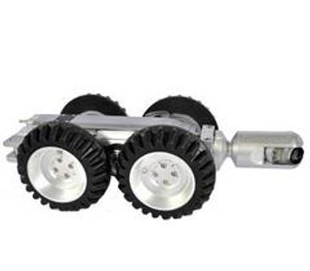 IPS - Model S100 - ROV Robot for Underwater Storm Drain Inspection Camera