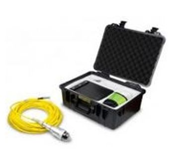 IPS - Model SD-1050 - Pan and Tilt Chimney Drain Video Inspection Camera