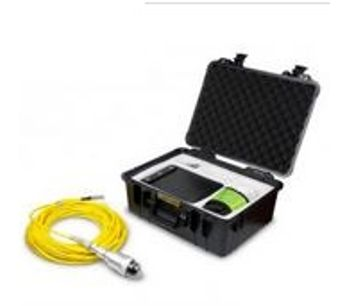 IPS - Model SD-1050 - Chimney Inspection Porescope Camera with Changeable Pan and Tilt Camera Head