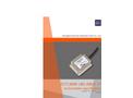 Model ZCT-CX05-RC01 - Inclinometer System for Dump Trucks Trailer Brochure