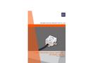 Model ZCT100AL-485-BUS - Single Axis Digital Inclinometer Sensor Brochure
