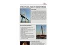 Structural Health Monitoring Sensors (SHM)- Brochure