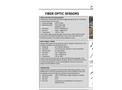 Fiber Bragg Grating Sensors Products - Brochure