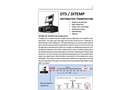 Leak Detection and Distributed Temperature Measurement Sensing System- Brochure