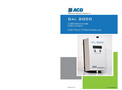 Model Cal 2000 - Calibration Gas Instrument- Brochure