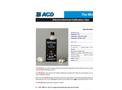 MiniBump - Model 750-0401-00 - Calibration Gas Bump Tester Brochure