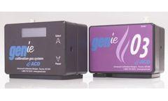 GENie - Model O3 - Ozone Calibration Gas Instrument