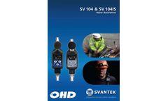 SV104 Noise Dosimeter - Datasheet