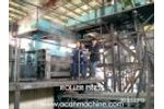 ACAN Coal Briquetting Equipment Video