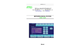Model 156 - Meteorological / Hydrological Station- Brochure