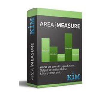 Kim - Version 7/8/8.1/10 - Area Measure Autocad Windows Software