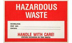 Hazardous Materials Testing Services