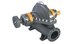 EU-FLO - Model UES - Ultra Efficiency Split Case Pumps
