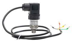 AIRSENSE - Model PTLG - Pressure Transmitters