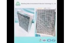 Active Carbon Air Filter Video