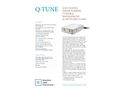 QLI - Model Q-Tune - Air-Cooled, Diode-Pumped, Tuneable Wavelength Q-Switched Laser