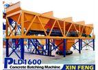 Model PLD1600 - Concrete Batching Machine