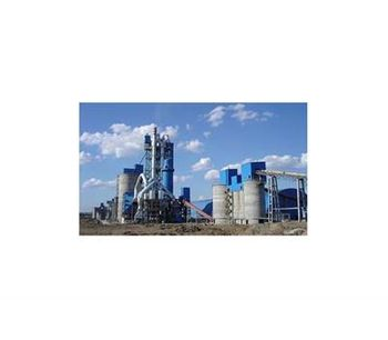 Cement industry online monitoring solutions - Construction & Construction Materials - Cement