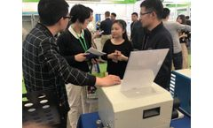 Hangzhou Zetian Technology participates in the 20th Shanghai Expo