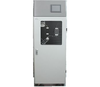 Model MDet-6000X - Anodic Stripping Heavy Metal Water Quality Online Analyzer