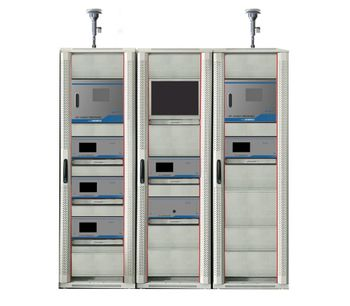 Zetian - Model AM-5 systems - Continuous Automatic Online Monitoring System of Air Quality