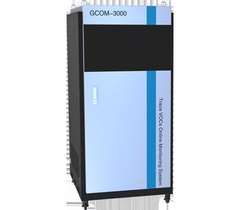Zetian - Model GCOM-3000 - Trace VOCs Online Monitoring System