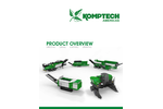 Komptech Americas - Product Overview - Brochure