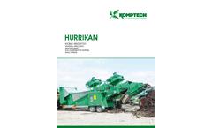 Hurrikan Mobile Windsifter - Brochure