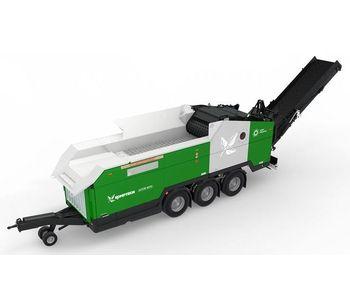 Komptech Axtor - Model 6010 / 5010 - Universal Shredder