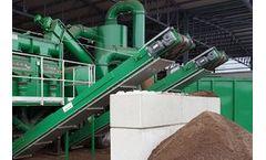 Komptech - Final Compost Treatment System