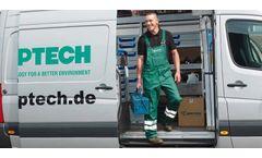Komptech - After-Sale Services
