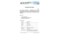 Model TZB-EVL - Hood Systems Degreaser Brochure