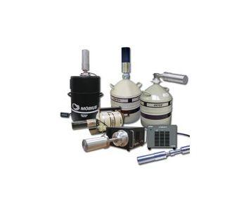High Purity Germanium Radiation Detectors (HPGe)