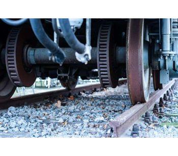 Ultrasonic Wheel Rail Flange Thickness Testing
