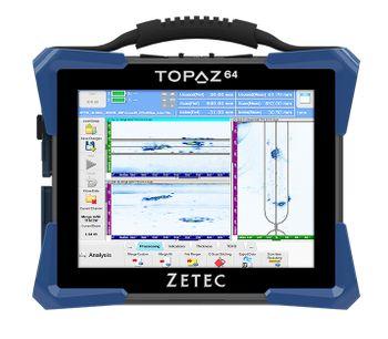 Zetec - Model TOPAZ64 - Portable Phased Array UT Instrument