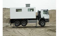 A.P. van den Berg - CPT Truck