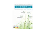 AMERICANA 2013 - Program Overview