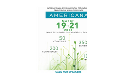 AMERICANA 2013 - Call for Speakers