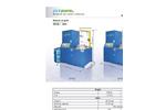 ISTpure - Model SR120 - 120V - Solvent Recycler - Data Sheet