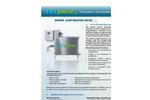 ISTpure - Model WE-40 - Water Evaporator - DataSheet